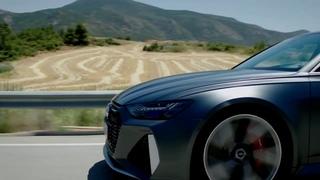 Music clip. Pet Shop Boys It's a Sin - Cover. Audi RS. Sound Surround 5.1