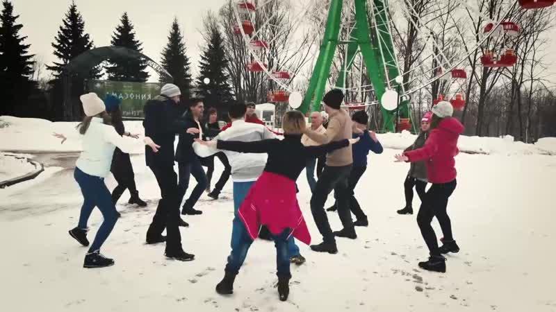 International Rueda Flashmob 30.03.2019, Cheboksary, Russia