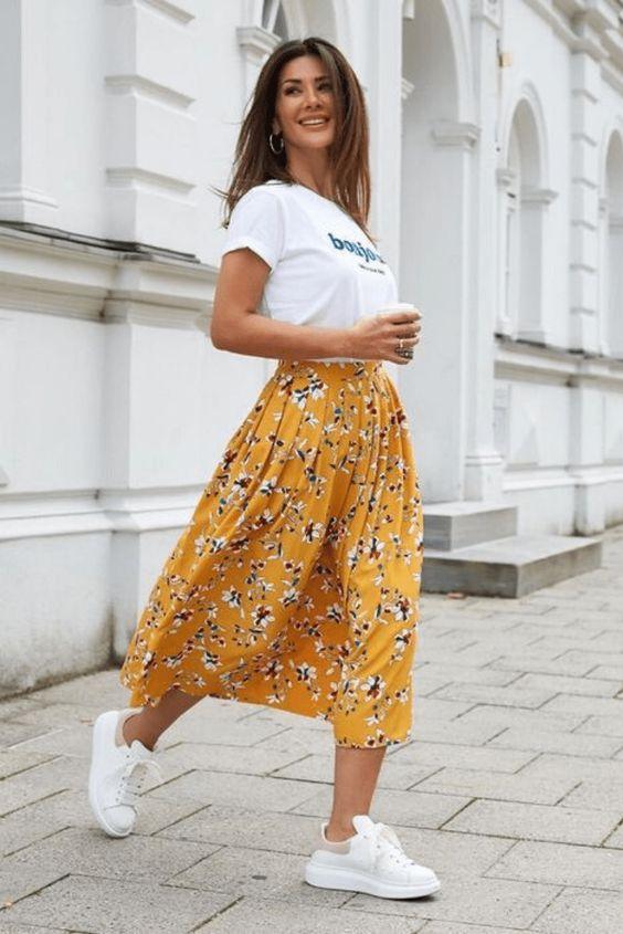 Повседневная мода на лето 2020, изображение №13