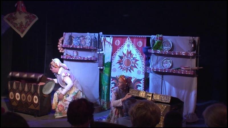 Сказка с преамбулой ночь искусств в Балаклавском Дворце Культуры