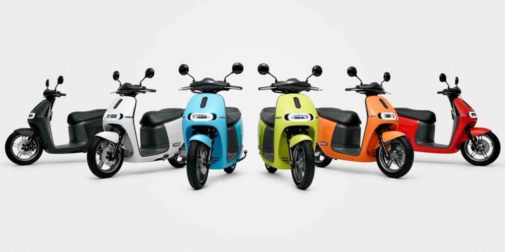 Компания Gogoro более чем удвоила продажи электроскутеров в 2019 году