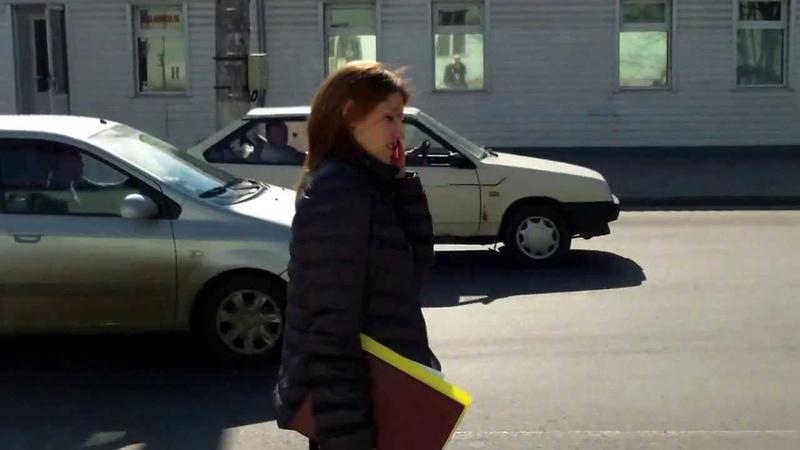 Curaj.TV - Funcţionar public, cheamă poliţia dacă o filmezi pe stradă