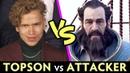 Topson picked THIS HERO vs BEST KUNKKA Attacker on mid