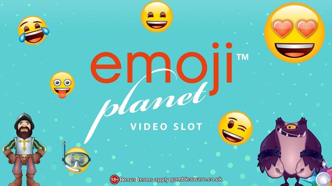 Emoji Planet в казино Вулкан Старс