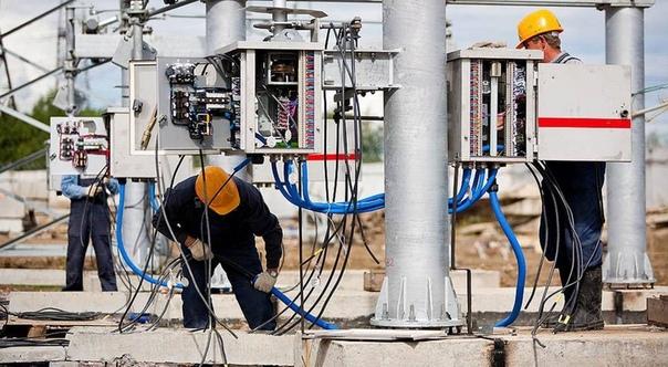 Наружные электрические сети в Перми и Пермском крае. Строительно-монтажная…