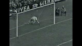 Красивые голы советского футбола. Йожеф Сабо. 1965 год.