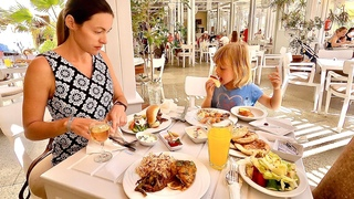 ЕГИПЕТ🔥 ЛУЧШИЙ ЗАВТРАК! Как перекармливают туристов на шведском столе в отеле Sindbad Club.