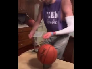Конкурс мастерства в баскетболе во время карантина   allbasketball