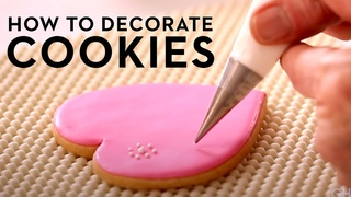 How To Decorate Cookies for Beginner's | Good Housekeeping