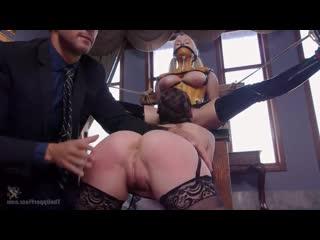 наказание для непослушных учениц Christie Stevens Kasey Warner [BDSM, Domination. porno, Sex, hard, rough, бдсм, секс, жестко]