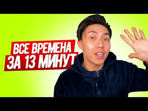 ВСЕ ВРЕМЕНА В АНГЛИЙСКОМ ПРОСТЫМ ЯЗЫКОМ С ПРИМЕРАМИ LinguaTrip TV