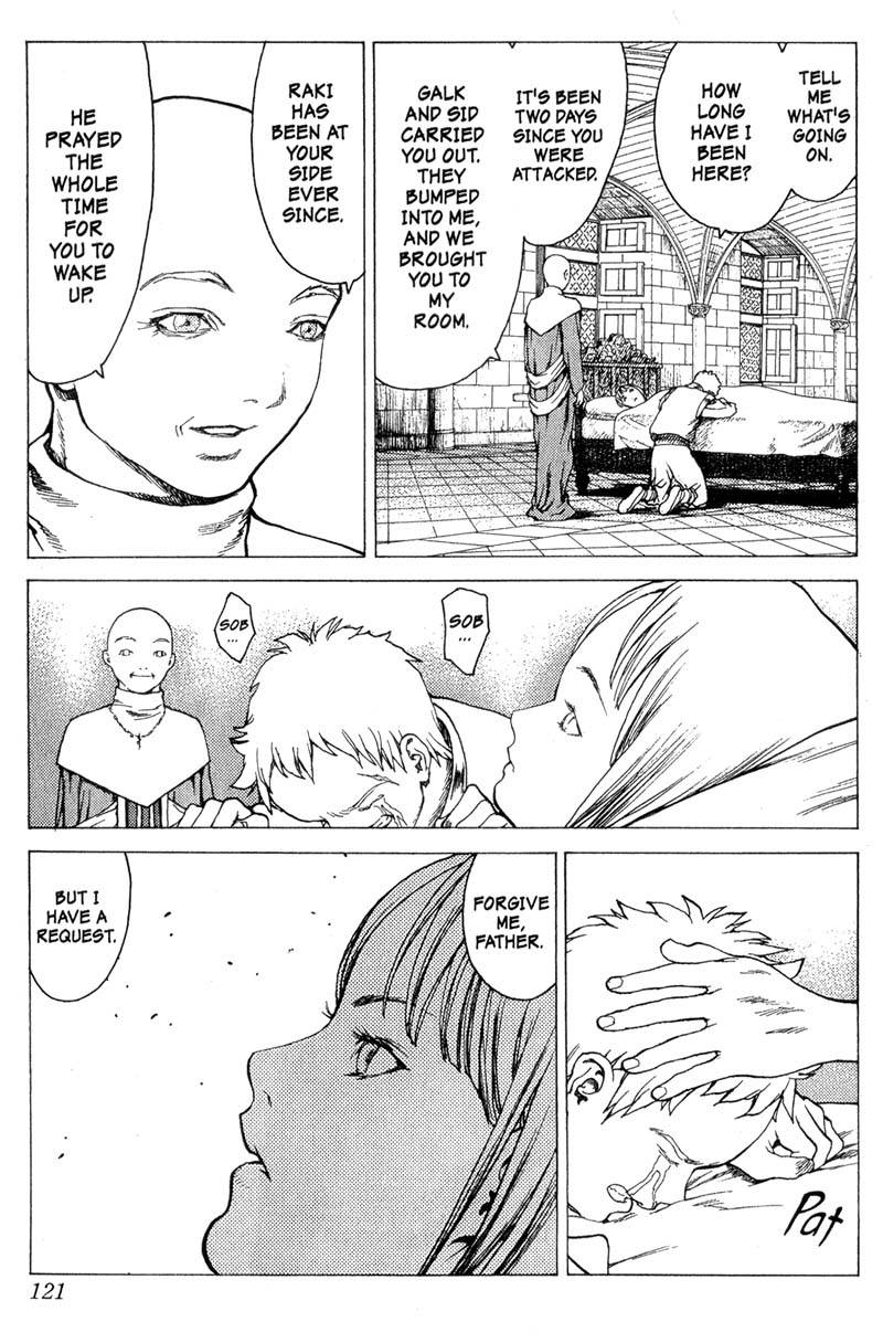 Claymore, Chapter 7, image #34