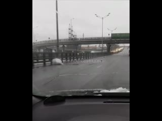 Мусор на Минском шоссе