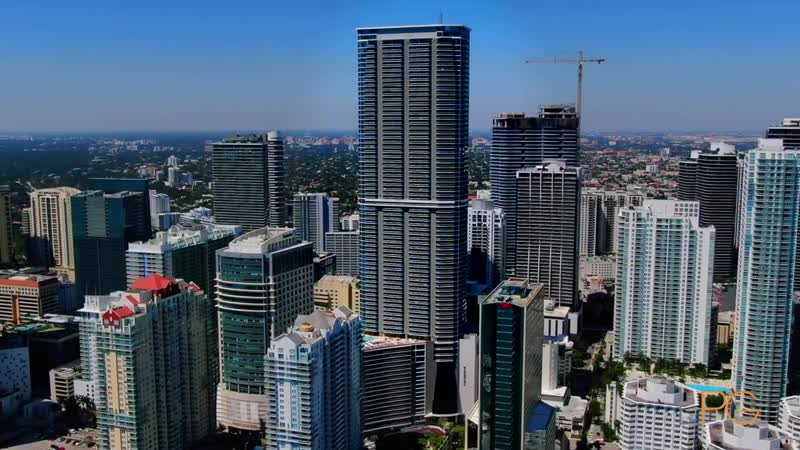 Panorama Tower in Brickell Lifestyle Video Tour