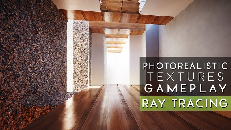[ Gameplay ] Minecraft Photorealism - 2K PBR Textures with Ray Tracing SEUS PTGI E6! (1440p)
