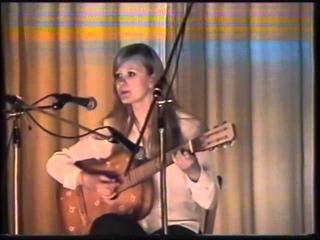 15-летие клуба песни имени Александра Кима. Отчётный концерт. 1 часть