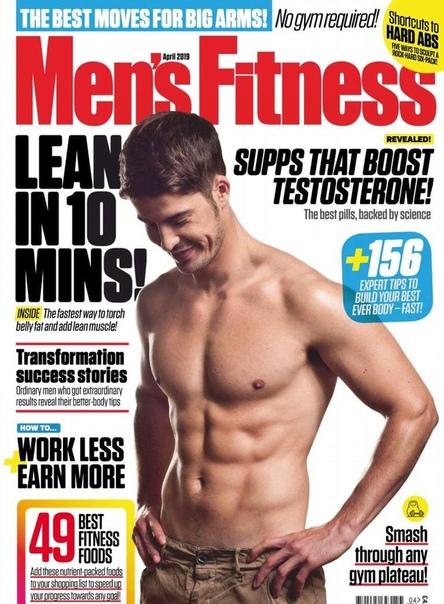 2019-04-01 Men s Fitness UK