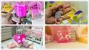 Unboxing mini reborn dolls Распаковка кукол мини реборн от Natali maker и других мастеров