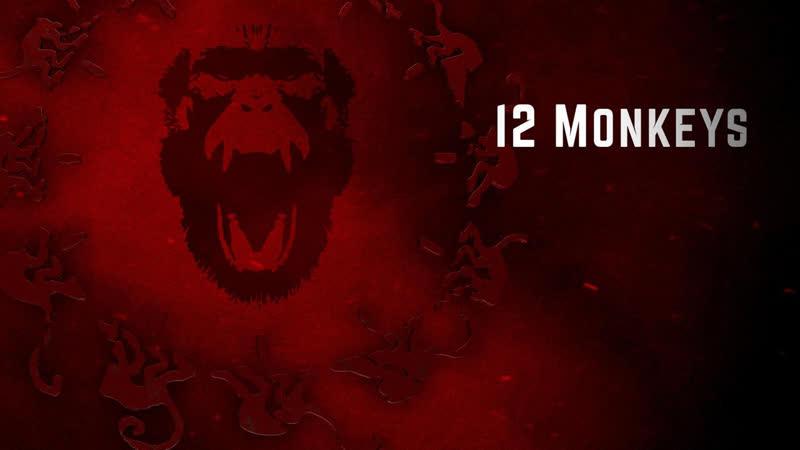 12 обезьян 12 Monkeys 1 й сезон 08 13 серии