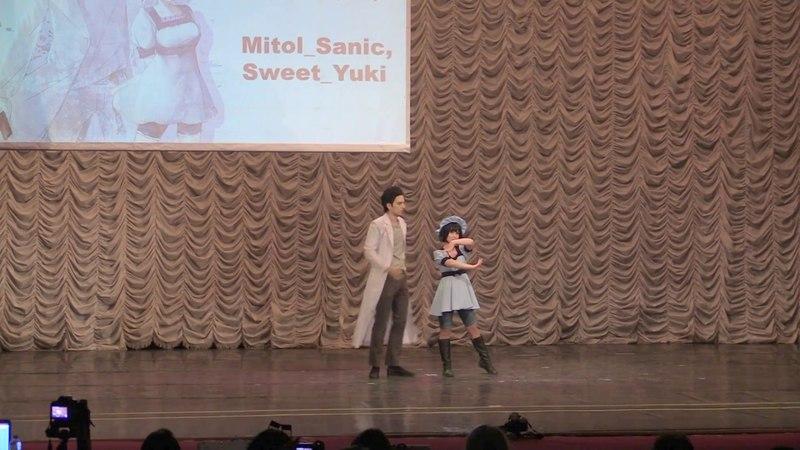 Toguchi 2018 Steins Gate Rintarō Okabe Shīna Mayuri Mitol Sanic Sweet Yuki Москва Ступино