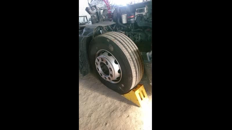 Колеса передние 315×70 для вашего тягача. Звоните, пишите, приезжайте к нам на разборку