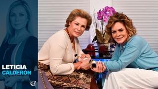 Leticia Calderón NUNCA DEPENDIÓ DE UN HOMBRE | Mara Patricia Castañeda #ENCASADEMARA