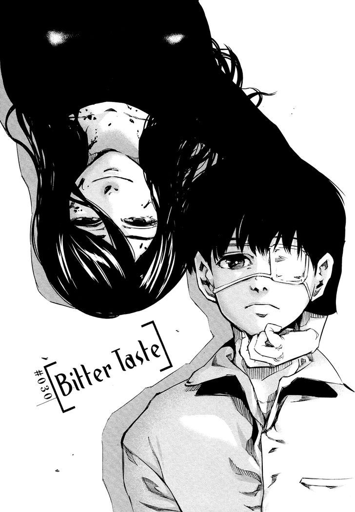 Tokyo Ghoul, Vol.4 Chapter 30 Bitterness, image #4