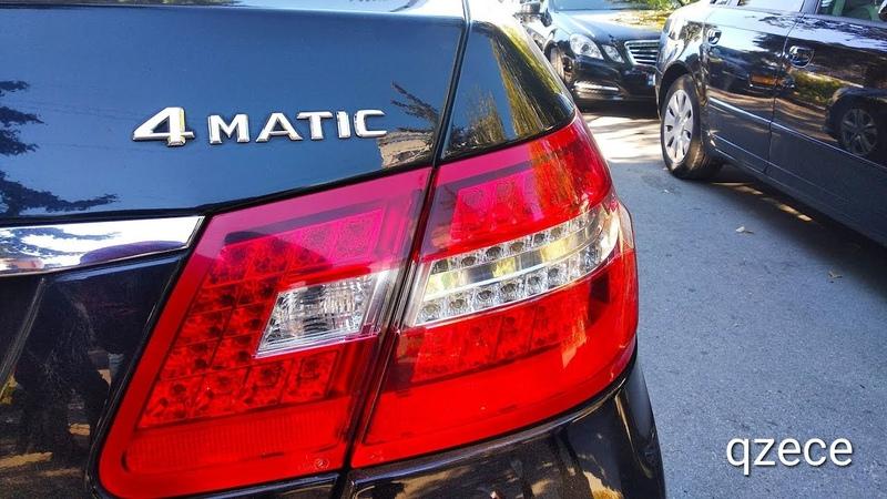 Mercedes E class 4matic разгон 0 100 km h E250 cdi w212 qzece