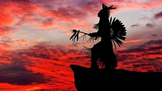 RELAXING MUSIC SPIRIT OF AMERICAN INDIANS. Native American Indian Music. Native Flute Music