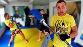 Как улучшить защиту. Отработка защит в Боксе / ММА / Муай Тай. Defenses skill in Boxing