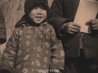 Peking/Beijing, China in the 1920s - Film 1000323