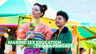 Making Sex Education | TV Q&A with Midge Ferguson, Lauren Evans and Jamie Campbell | BAFTA Podcasts