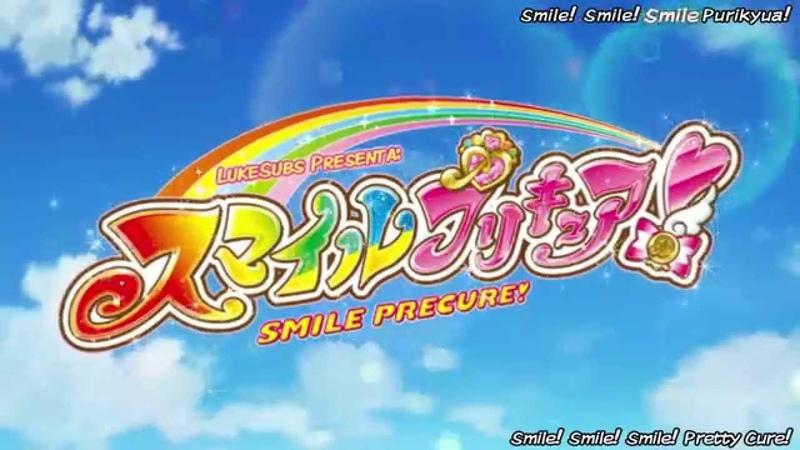 Smile Precure Opening Let's go Smile Pretty Cure HD 1080p Sub Ita