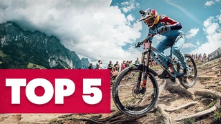 Are These The 5 Craziest Downhill MTB Runs From Leogang, Austria?   UCI MTB World Champs 2020