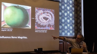 CYFEST12 - Lecture by William Latham and Lance Putnam