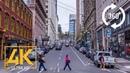 Seattle Downtown - City Tour 360 VR - 4K Video. Part 2 - 1 HR