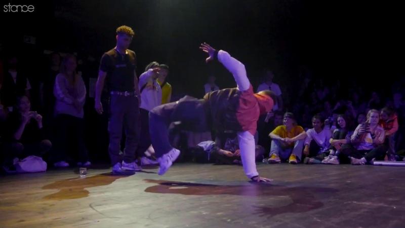 Wolfer vs Mini Joe final stance x FloorKnights Crew 20th Anniversary