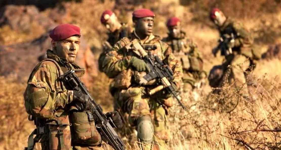 Армия ЮАР