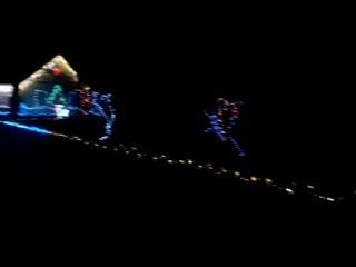 Новогодняя сказка. Брестская область, Пинский р-н, д.Стошаны