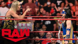 Charlotte Flair gets a one-on-one match with Nikki .: Raw, July 26, 2021