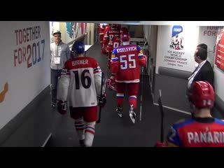 Russia - Czech Republic - Full Game - #IIHFWorlds 2017