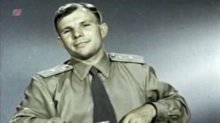 Юрий Гагарин, обыкновенный русский человек