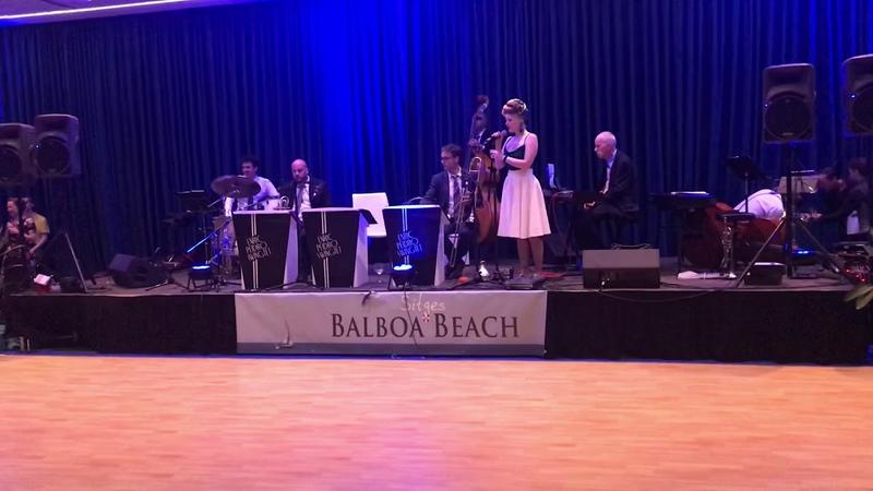 Nick Williams Kate Hedin Teacher's Demo @Sitges Balboa Beach 2019 Sitges Spain 29 06 2019