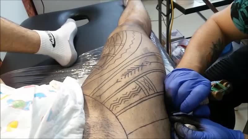 БЕЗ эскизов - БЕЗ прорисовок! Rinline Tattoo/Freehand 2019