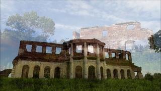 Заброшенные места | Усадьба Голицыных в Самуйлово | The Estate Of The Golitsyns.
