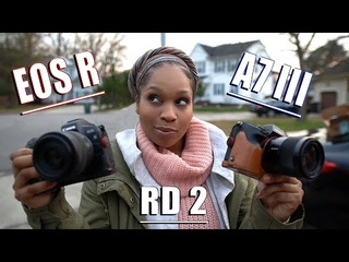 Canon EOS R + 35mm 1.8 RF vs A7lll + 35mm 1.8. Round 2. No EXCUSES!