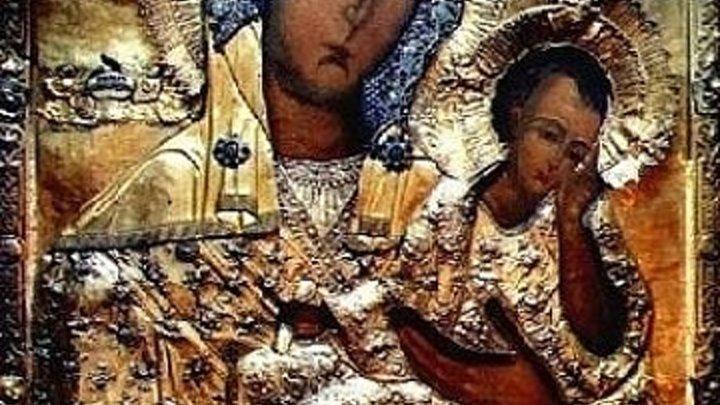 Сказание о Старорусской иконе Божией Матери