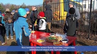Десна-ТВ: Открытый 40 туристский марафон памяти Екатерины и Юрия Ширяевых