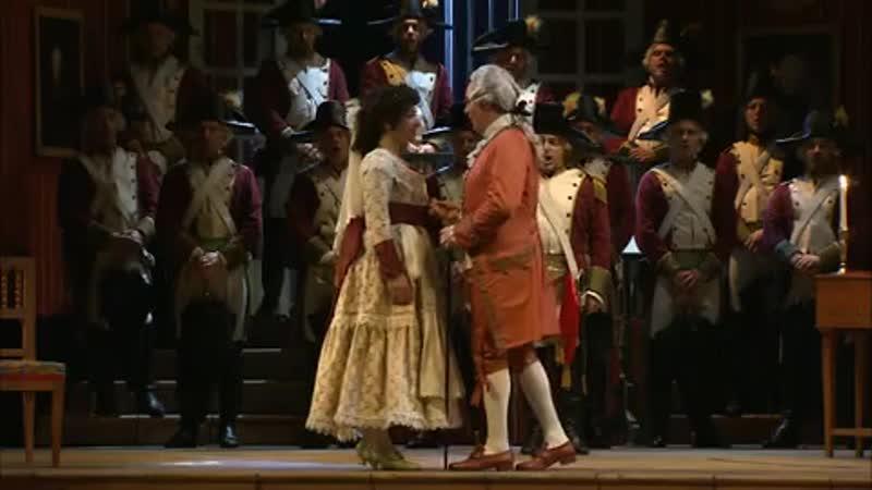 Rossini Barbiere di Siviglia Teatro La Fenice трейлер 2008