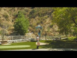 Jamie French & Dane Stewart - Scene #4 [Transsexual, Shemale, Hardcore, Outdoor, Blowjob, Anal, Bareback, Cumshot]